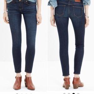 Madewell Skinny Skinny Crop Jeans 26
